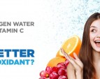 Hydrogen Water and Vitamin C = A Better Antioxidant?