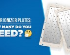 Water Ionizer Plates: How Many Do You Need?